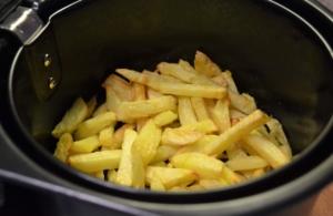 Aobosi Heißluftfritteuse Pommes